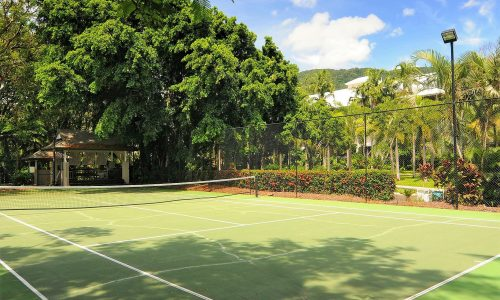 Oasis Tennis Court